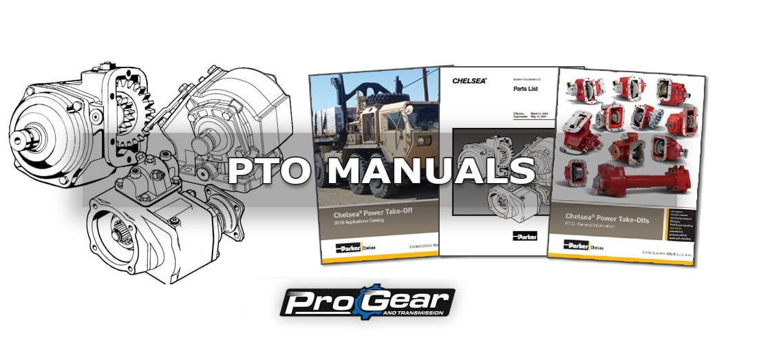 PTO Manuals Free To Download - Global Drivetrain Supply