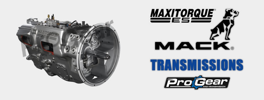 Mack Transmission Manuals