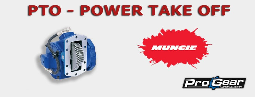 Mucnie Power Take Off Manuals