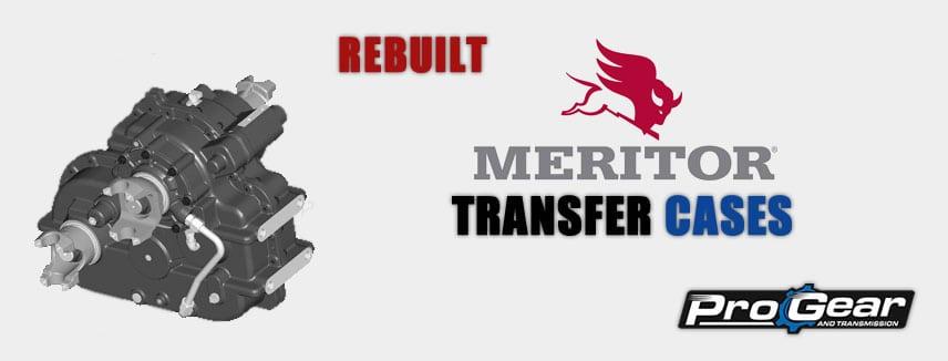 Meritor Transfer Case