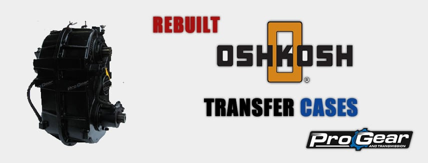 Oshkosh Transfer Case