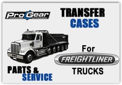 transfer case for freightliner trucks