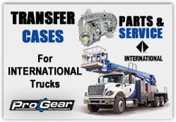 parts for International trucks