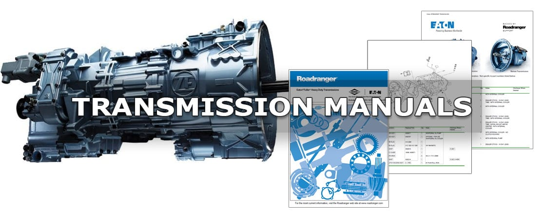 Transmission Manuals Free Download - Global Drivetrain Supply