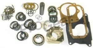 gaskets, gears and bolts
